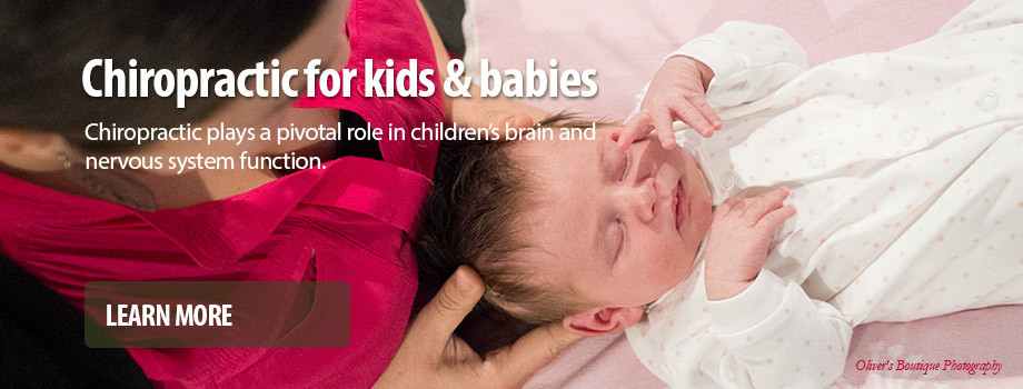 Chiropractic for Kids and Babies