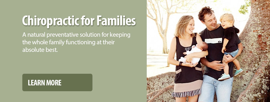 Chiropractor Mt Gravatt. Chiropractic for the whole family