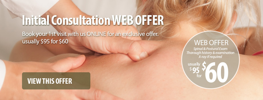 Initial Consultation - Web Offer